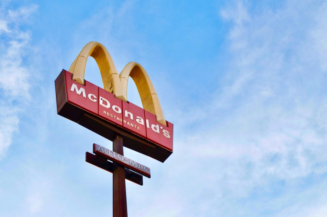 J'arrête de manger au fast food