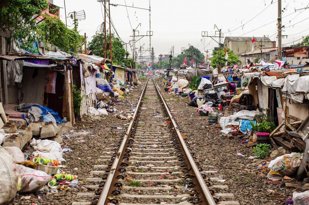 Je lutte contre l'extrême pauvreté