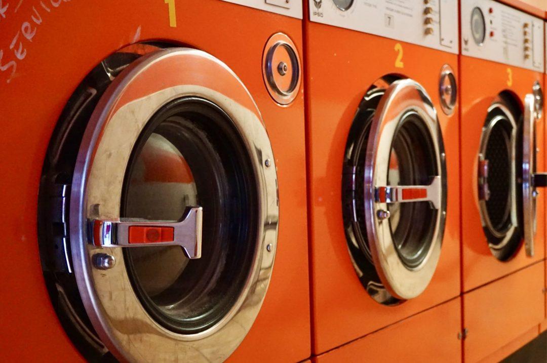 J'utilise les modes écologiques de mes machines de lavage
