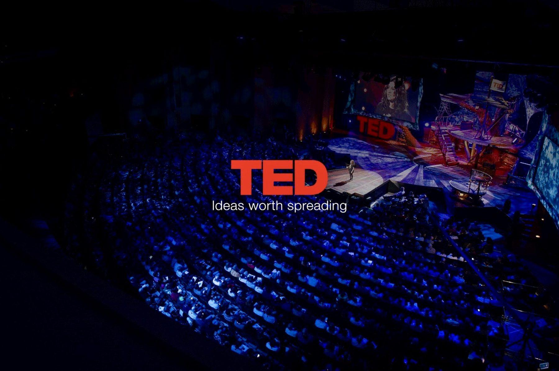 J'élargis ma vision du monde avec les conférences TED