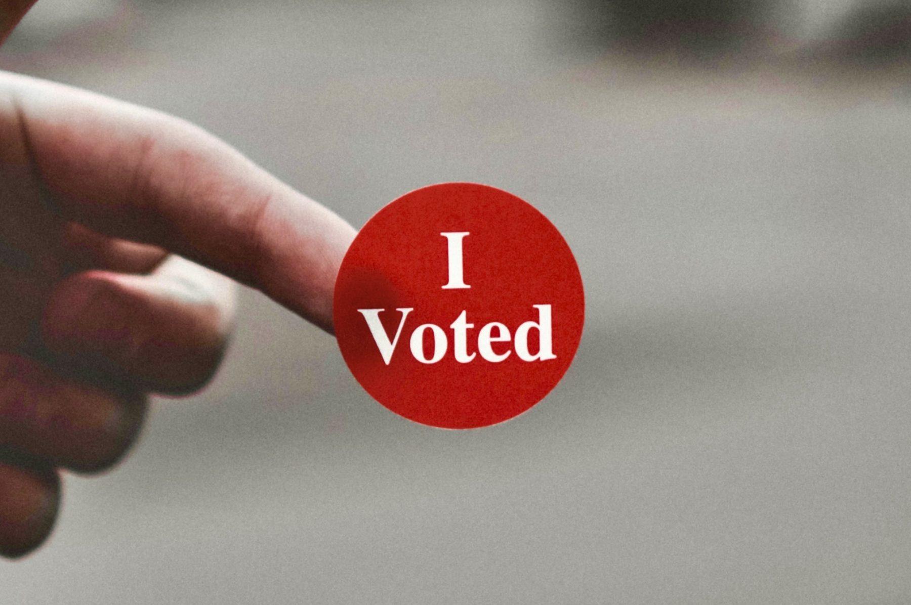 Je vote de manière alternative aux élections présidentielles