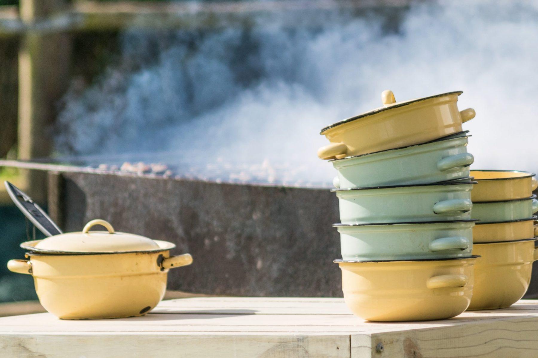 Je cuisine avec la technique de la marmite norvégienne