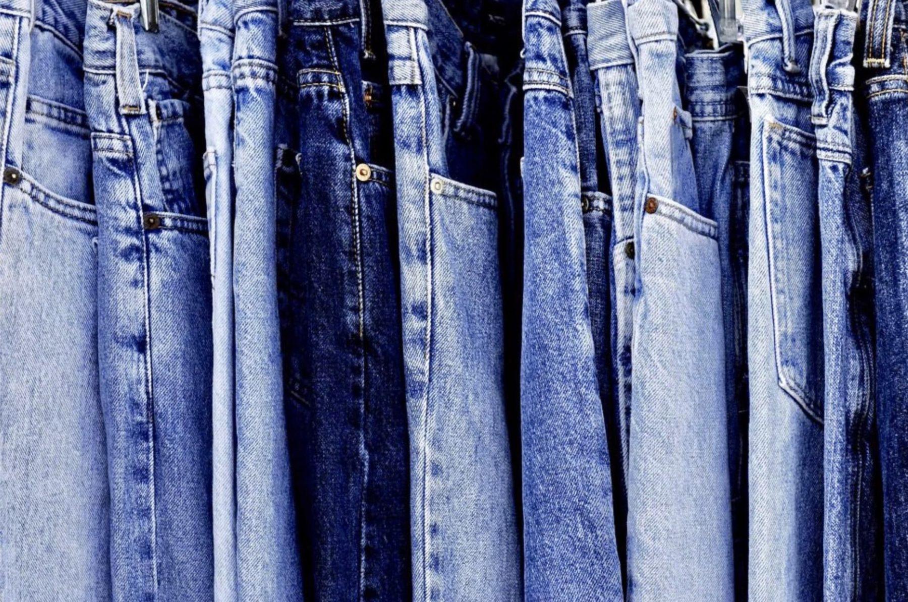 Je porte un jean éco-responsable