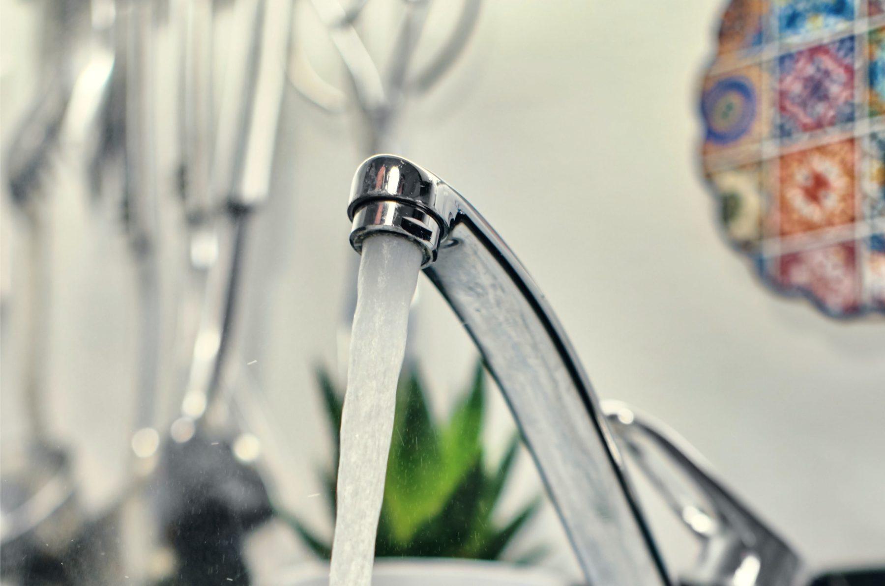 Je bois une eau du robinet de qualité