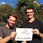 Romain & Jeff des écoloHumanistes