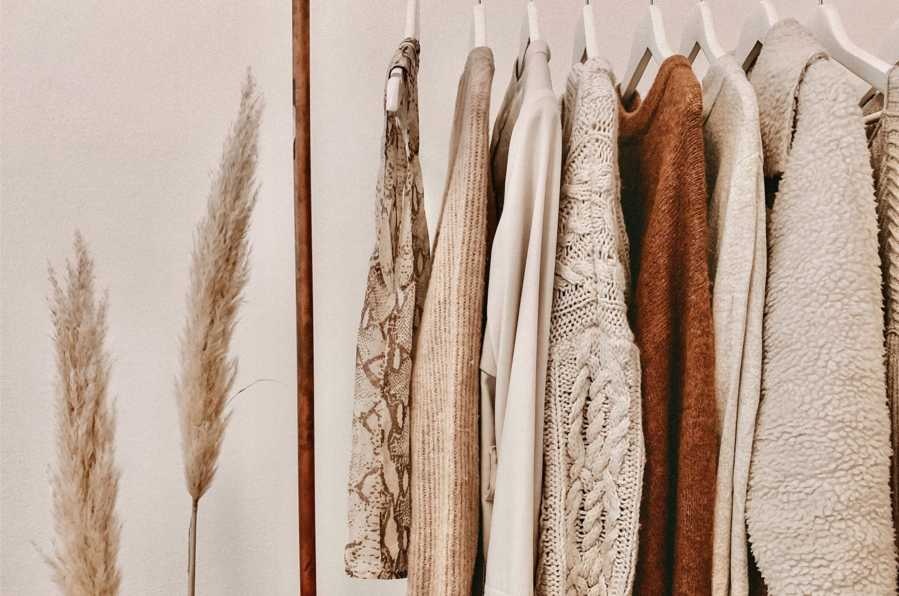 Je choisis des vêtements en fibres naturelles
