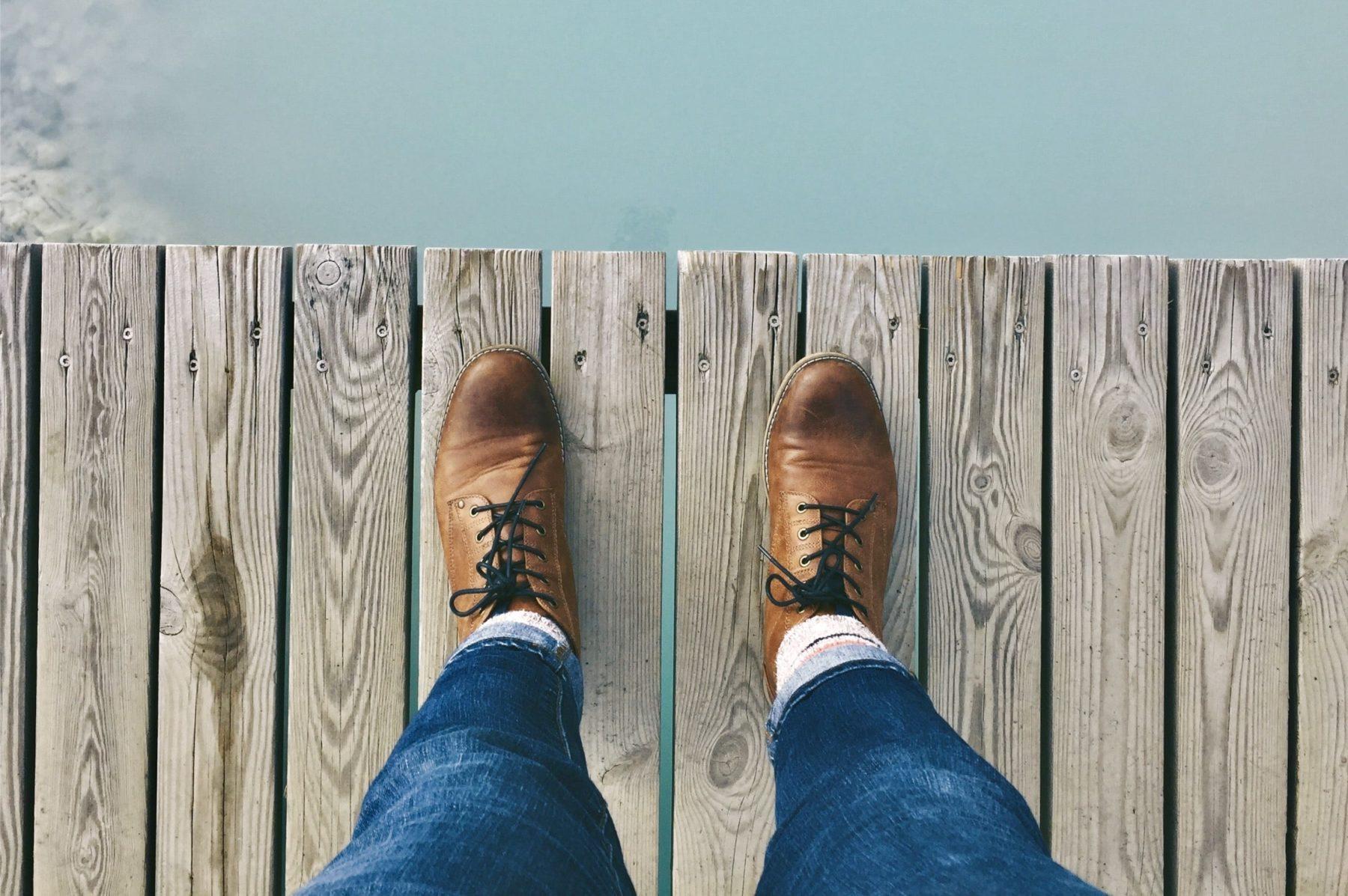 Je chausse des chaussures éthiques