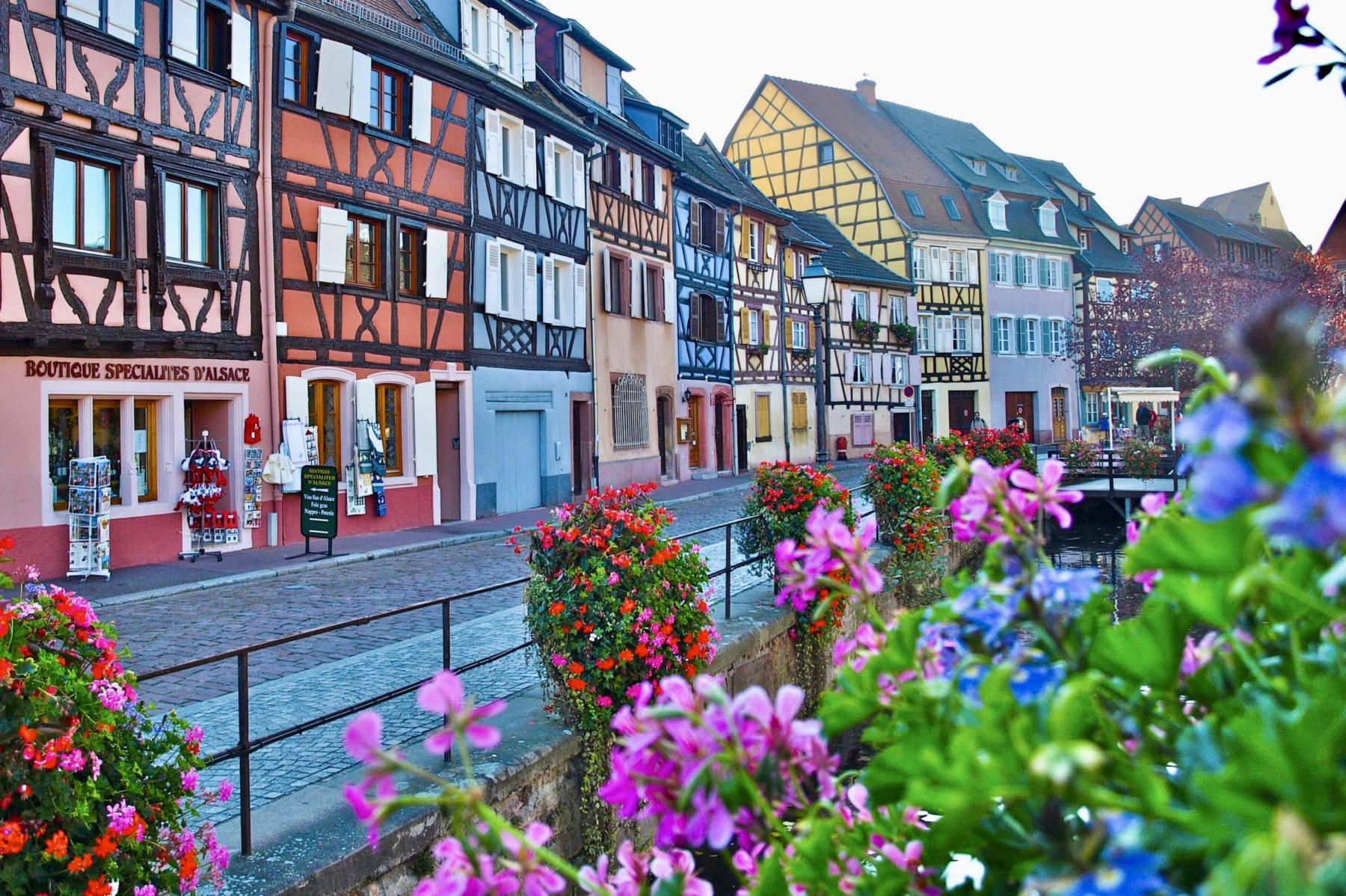 Je pars en vacances en France