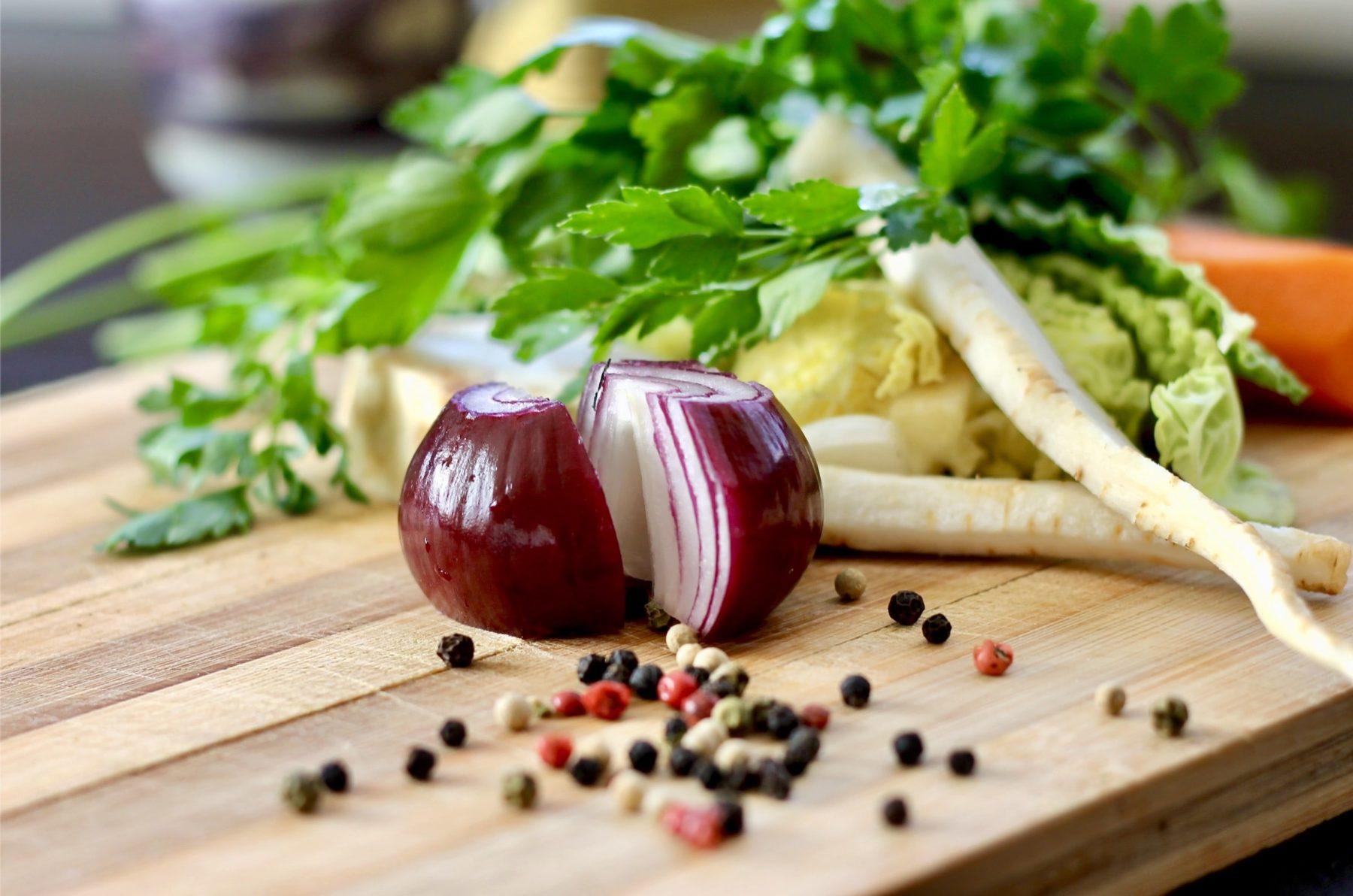 Je trouve de l'inspiration pour cuisiner végétarien