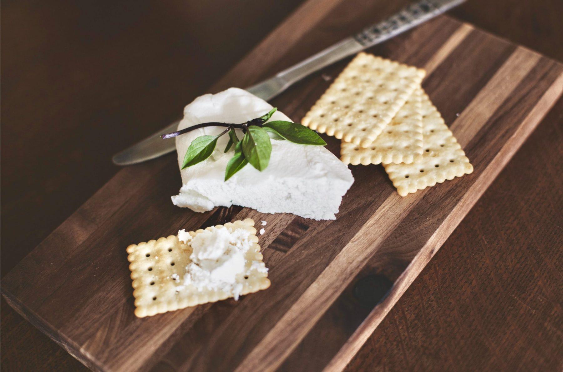 Je fais mon fromage végétal