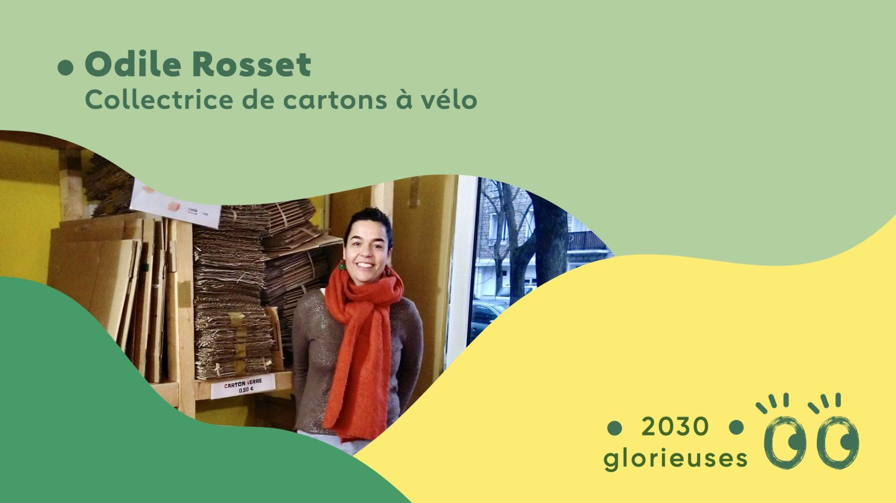 """2030 Glorieuses #26 : Odile Rosset : """"Réconcilier écologie, économie et social"""""""